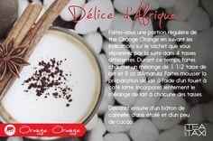 Orange Orange, un vrai délice ;p #teataxi #tea #orange Mousse, Recipies, Homemade, Orange, Baking, How To Make, Recipes, Home Made, Bakken