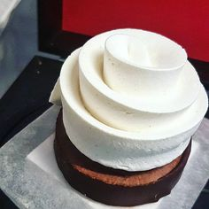 Trust your dreams .... Black forest at final stage .... #greece #akrata #pastryelite #pastryinspiration #pastrylover #pastrylife #chefstalk #chefsgossips #chefsoninstagram #chocolatejewels #amazing #blackforest #foretnoire #newstyle #beautiful #elegance #luxury #modern #chocolate #chocolat #schokolade #okmycake #instagreece #instaphoto #instamood #dessertartisan #dessert #instapastry #alkiszervas