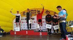 Tomasz Dygacz na Uphill Race Śnieżka niezawodny. 3 miejsce. Gratulacje!