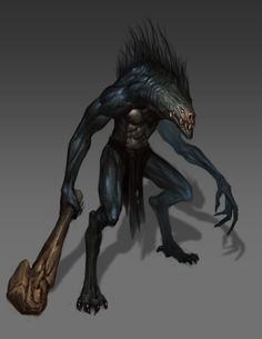 Beasty by Nemanja-S.deviantart.com on @deviantART