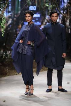 Tarun Tahiliani, Amit Aggarwal Collection at Amazon India Fashion Week Finale