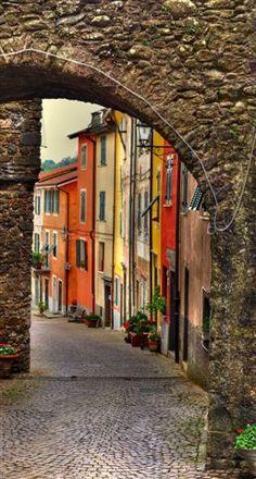 pignone, La spezia, Liguria, Italy