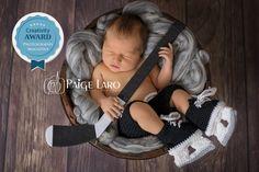Paige laro photography | hockey pose