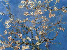 Ramo di Mandorlo in Fiore - Vincent Van Gogh