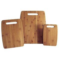 Popular 3-piece Organic Bamboo Cutting Board Set With Handle - Buy Bamboo Cutting Board Set With Handle Product on Alibaba.com