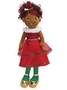 Groovy Girls Molly Mistletoe Doll