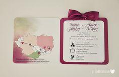 Zaproszenia i dodatki ślubne ze wstążką love story piktogramy mapa ombre kolorowa elegancka oryginalna papeteria projekt ślub (13).jpg
