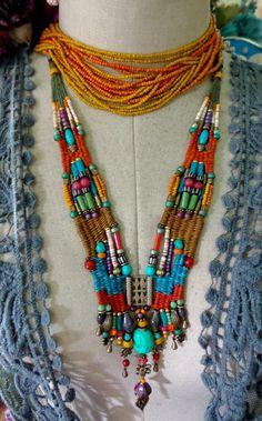 https://flic.kr/p/J4xm5z   Ethnic Chic Jewelry