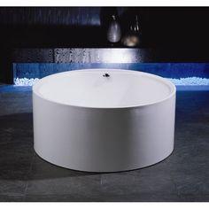 "$3,312 (US or CAD???)Aquatica PureScape 54"" x 54"" Freestanding Acrylic Bathtub"