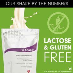 Lactose & Gluten Free