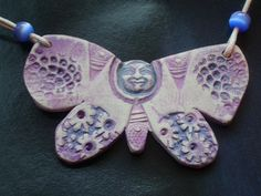 butterfly necklace | Flickr - Photo Sharing!