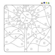Kigaportal_Kindergarten_Herbst_Sonnenblumen-Symbolspiel