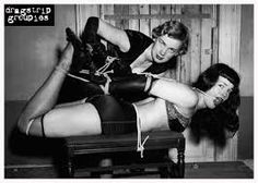 Image result for betty page bdsm