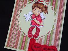 Márcia - cartões: Natal em fevereiro!