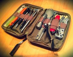 Maxpedition EDC great way to make sure you have the basics with u everywhere u go
