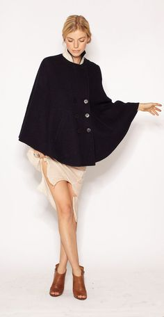 Imogene + Willie cape. Would like one for fall/winter this year.