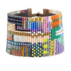 The Clay Pot :: julie rofman :: JULIE ROFMAN- Beals Wide Bracelet