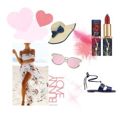 """""""Bez naslova #7"""" by jasko4511 ❤ liked on Polyvore featuring WithChic and Tory Burch"""