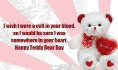 Beautiful Teddy Day Images for Lovers