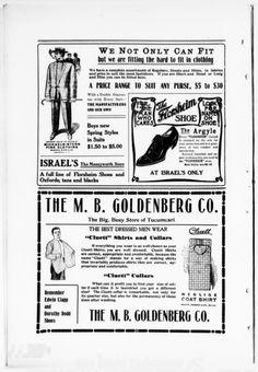 The Tucumcari news and Tucumcari times. (Tucumcari, N.M.) 1907-1921, April 04, 1908, Image 24