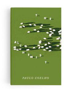 The Alchemist by Paulo Coelho Cover Redesign by Jenny Volvovski