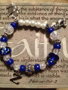 Zeta Bracelet Zeta Phi Beta Sorority by MyImaniJewelry on Etsy, $20.00