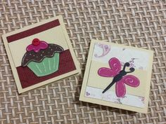 Post-It notes with dry embossing / Blocos de Post-It com relevo seco