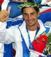 Nikos Kaklamanakis Yachting Olympic Winners, Windsurfing, Sports Games, Summer Olympics, Greeks, Beautiful Islands, Olympic Games, Athletes, Famous People