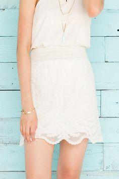 Middleton Lace Skirt