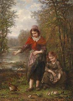 Henry Campotosto (1833 – 1910) – Pintor Belga_7