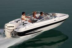 Glastron MX 180  Easy to tow, easy on fuel, heavy on fun