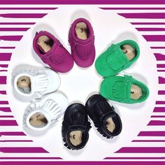 Minimoc moccasins- made in Canada