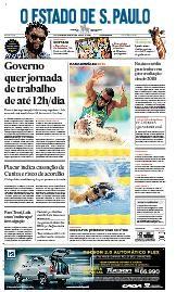 As principais e as últimas notícias do Brasil e do mundo com credibilidade na informação sobre política, economia, esportes, cultura, tecnologia, estilo de vida e muito mais.