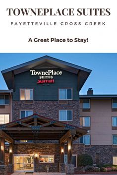 I highly recommend this hotel to anyone that will be visiting Fayetteville, NC in the future. Whether you travel alone, in a group, with or without kids, TownePlace Suites Fayetteville Cross Creek is a perfect place to stay. Logans Roadhouse, Orlando Travel, Waffle House, Hotel Staff, Fort Bragg, Visitors Bureau, Restaurant Reservations, Great Hotel, Universal Orlando