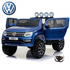 Licensed Kids VW Amarok Pick-Up Ride On Jeep Today! Perhaps you are a VW Amarok Pick-up owner or you are simply looking for a quality kids truck for the ultimate adventure, regardless you will love the Licensed VW Amarok Pick-Up Jeep Vw Amarok, Pick Up, Jeep, Monster Trucks, Electric, Adventure, Cars, Autos, Jeeps