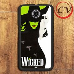 A New Musical Wicked Nexus 5,Nexus 6,Nexus 7 Case