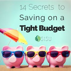 Ever feel like you can't start saving because you do not make enough or your budget is to tight? Well check out our tips for reaching your financial goals! #FinancialFreedom #moneyManagement
