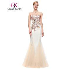 Merak grace karin strapless bridesmaid dresses panjang formal gown hitam  royal blue panjang mermaid prom dress 295636f243df