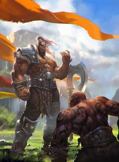 World Of Warcraft Warrior Wallpapers Wallpapers) – Free Backgrounds and Wallpapers Dota Warcraft, Warcraft Heroes, World Of Warcraft Game, Grom Hellscream, Garrosh Hellscream, Grommash Hellscream, Character Portraits, Character Art, Character Inspiration
