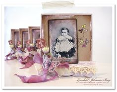 Gunhild Johanne Bay : Blog   Vintage Baby Card No. 1. 2014 © Gunhild J. G. Bay