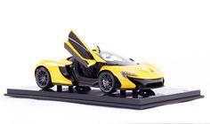 McLaren 1:8 scale model