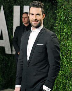 Adam Levine... yum!