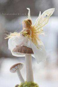 Siofra by Lavender & Lark ~ fairy doll