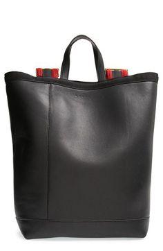 Marni Large Leather Backpack US$2,500