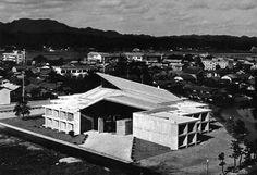 Shimane Prefectural Library, Shimane, Japan, 1969