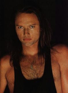 Geoff Tate of Queensryche. Awesome voice!