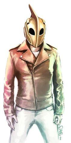 Quiero éste Outfit para viernes casual - The Rocketeer