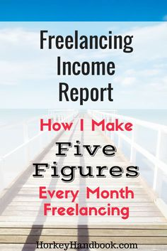 Monthly Income Report: May, 2016 - Horkey HandBook -