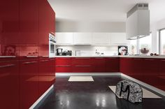 #cucine #cucine #kitchen #kitchens #modern #moderna #gicinque #primafila www.gicinque.com/...