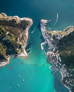 Italy From Above: Striking Drone Photography by Marco Ghisetti